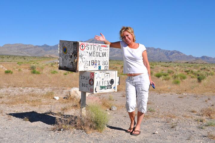 Area 51 Tours from Las Vegas