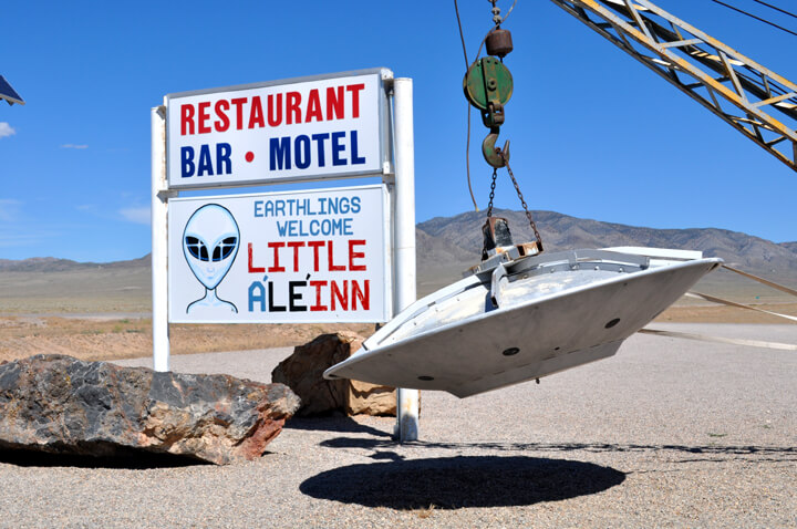 Area 51 Tours from Las Vegas