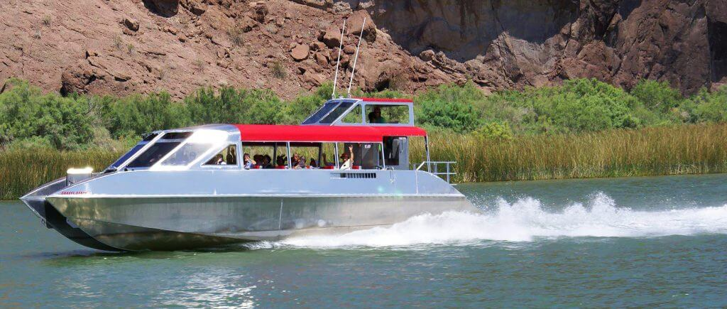 Colorado River Jet Boat Tours