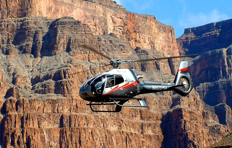 Grand Canyon West Rim Helicopter Tours From Las Vegas